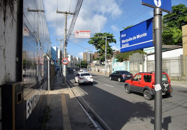 Rua Marquês de Monte Santo_Rio Vermelho_Foto_Jefferson Peixoto_Secom_Pms