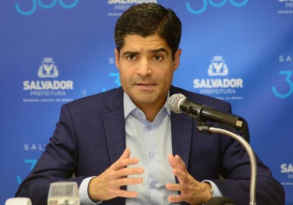 Foto: assessoria/prefeitura de Salvador