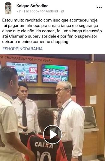 Post Shopping da Bahia