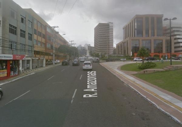 Reprodução Google Maps