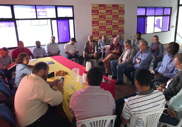 Foto: PSB/divulgação