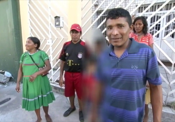 indios venezuela foto reproducao record