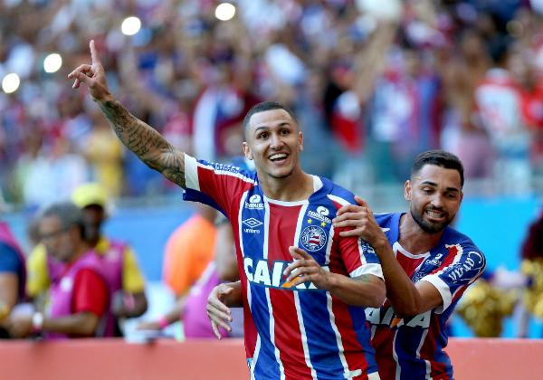 Reprodução: Felipe Oliveira/EC Bahia