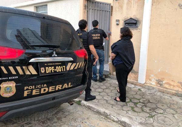 Resultado de imagem para operações Sombra e Escuridão e Elymas Magus da Polícia Federal