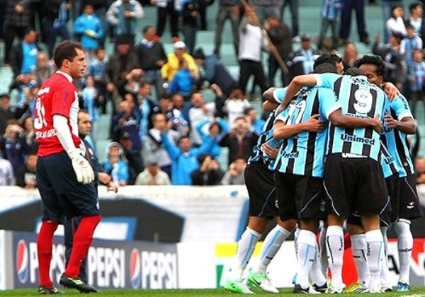 Divulgação: Grêmio / Site Oficial