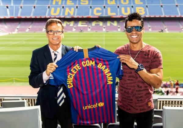 Divulgação: FC Barcelona