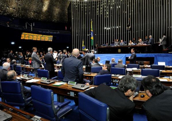 Foto: Reprodução/Plenário do Senado