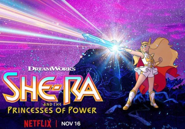 She-Ra y las Princesas del Poder Temporada 1 Espa&ntildeol Disponible