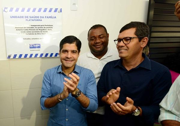 Foto: Valter Pontes/Secom/prefeitura de Salvador