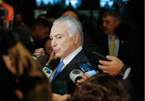 Foto: Celso Itiberê/ Presidência/Divulgação