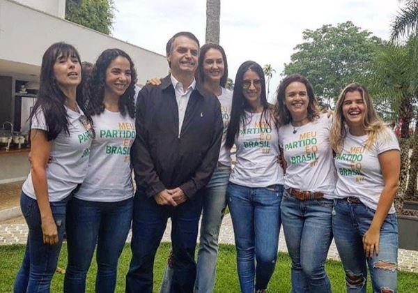 Foto: Instagram/ Arquivo Pessoal | Jair Bolsonaro