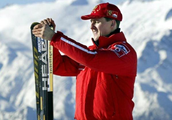 Reprodução: Site Oficial Michael Schumacher
