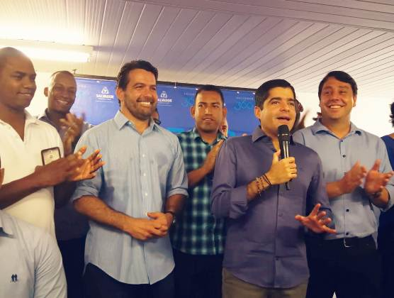 Foto: Divulgação/ Assessoria Paulo Magalhães Jr