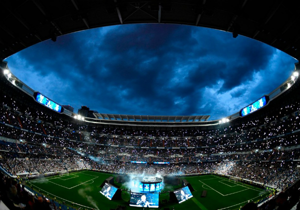 Reprodução: Twitter/ Champions League