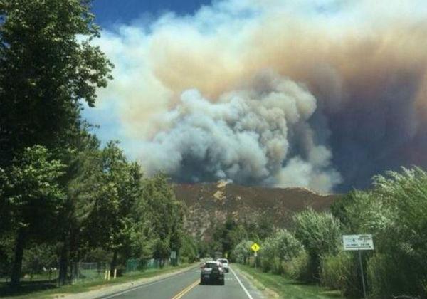 Foto: Divulgação/California Department Forestry and Fire Protection
