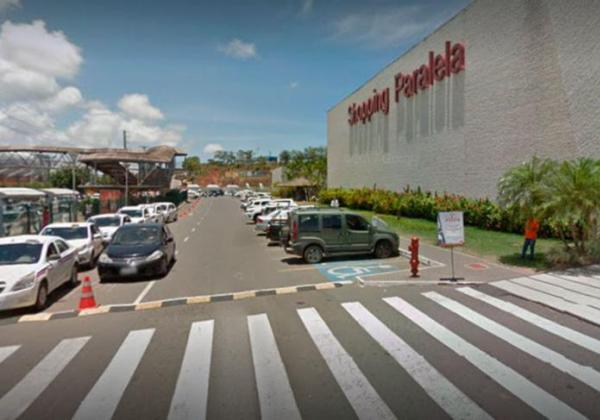 shopping paralela foto reproducao google maps