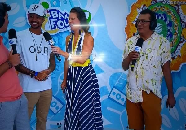 lambasaia entrevista tv bahia