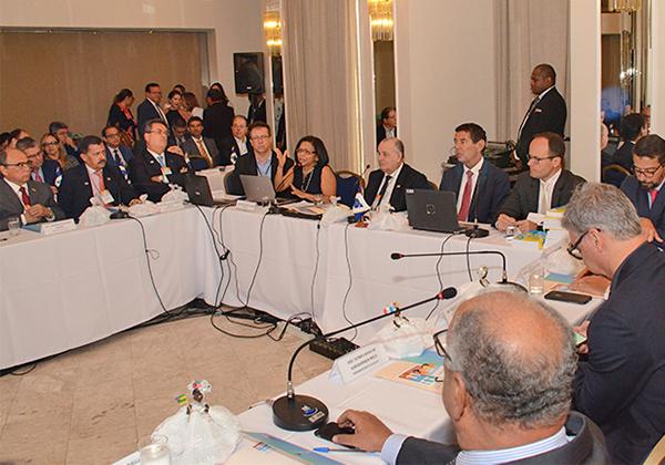 Palestras e discussões de assuntos internos marcaram o 116º Encontro do Conselho dos Tribunais de Justiça do Brasil