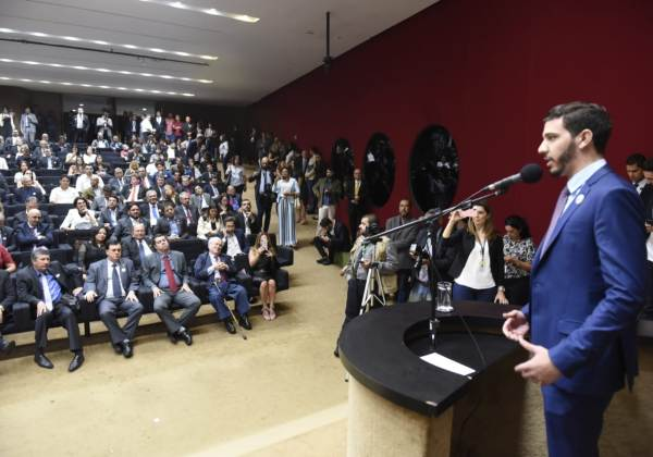 Neto Carletto assume presidência nacional da Juventude Progressista