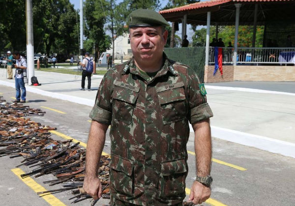 Foto: Felipe Cavalcanti/Divulgação/Exército