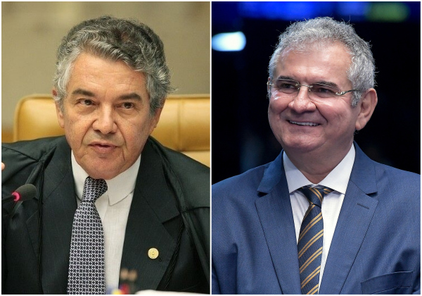 Fotos: Divulgação / STF / Senado