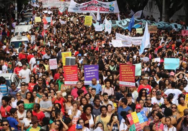 protesto salvador foto divulgacao