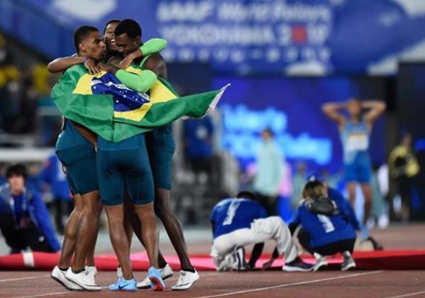 Foto: Divulgação/IAAF