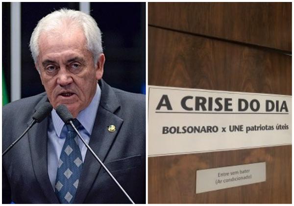 Fotos: Agência Senado / O Antagonista