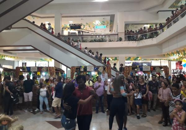 Foto: Assessoria de Comunicação/Shopping Piedade