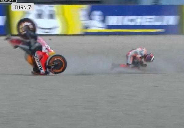 Foto: Reprodução / TV / MotoGP