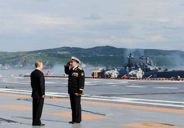 Foto: Mikhail Klimentyev/Sputinik/AFP
