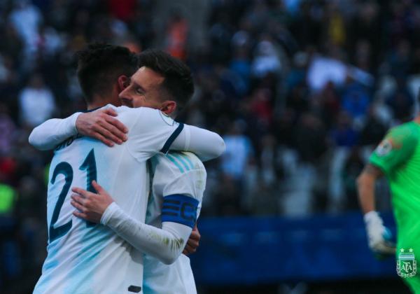 Foto: Seleção Argentina/ @Argentina