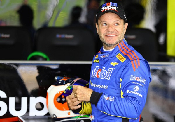Foto: Reprodução/ Site oficial Rubens Barrichello