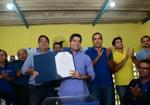 Foto: Valter Pontes/Secom - Prefeitura de Salvador