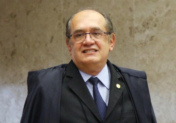 O ministro do STF, Gilmar Mendes, durante Sessão Plenária do Supremo Tribunal Federal. (Foto: Carlos Humberto./SCO/STF)