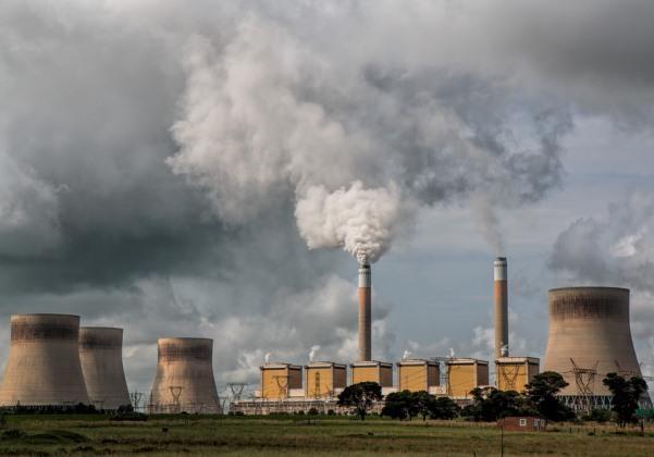 Aquecimento global pela poluição (Foto Pixabay)