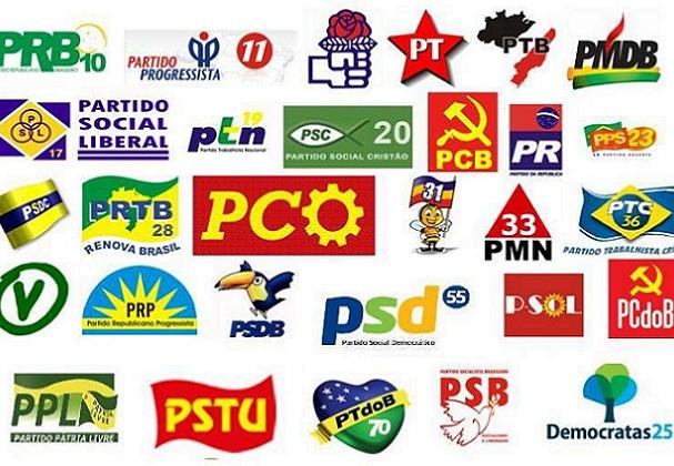 Partidos (Imagem Comunicação da UFPR)