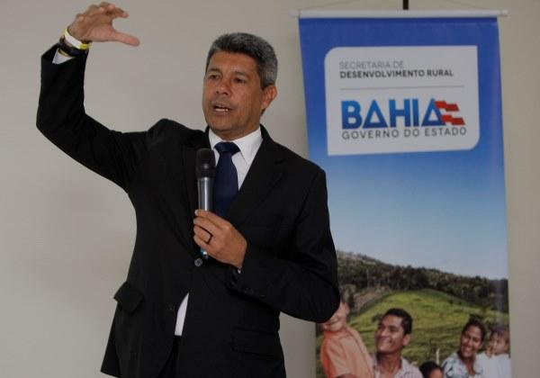 Secretário estadual de Educação, Jerônimo Rodrigues. Foto: Elói Corrêa/ GOVBA