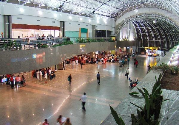 Aeroporto Fortaleza (Divulgação)