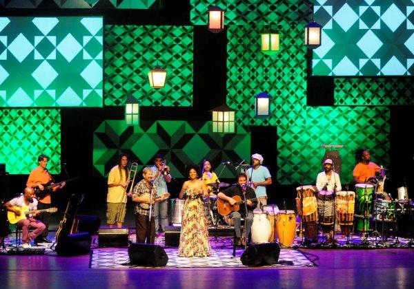 Imagem ilustrativa: Show do XI Festival (Foto: Divulgação/Assessoria).