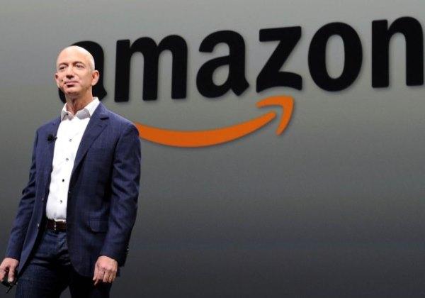 Líder d rankin de bilionários, fundador e presidente da Amazon, Jeff Bezos, enriqueceu US$ 76,9 bilhões em 2020 (Foto: Divulgação/Amazon)