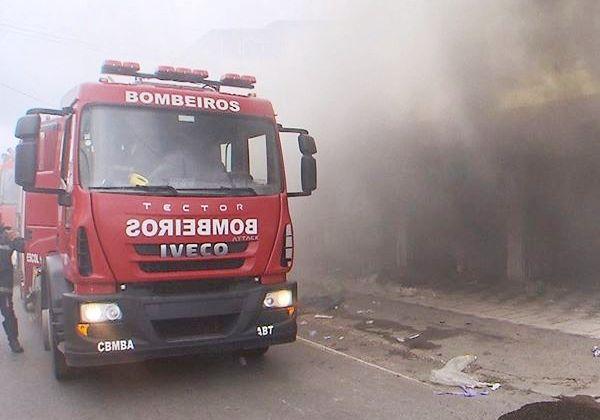 Foto: Arquivo | Divulgação/ Corpo de Bombeiros