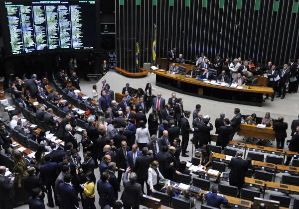 Reprodução: Luis Macedo/ Câmara dos Deputados