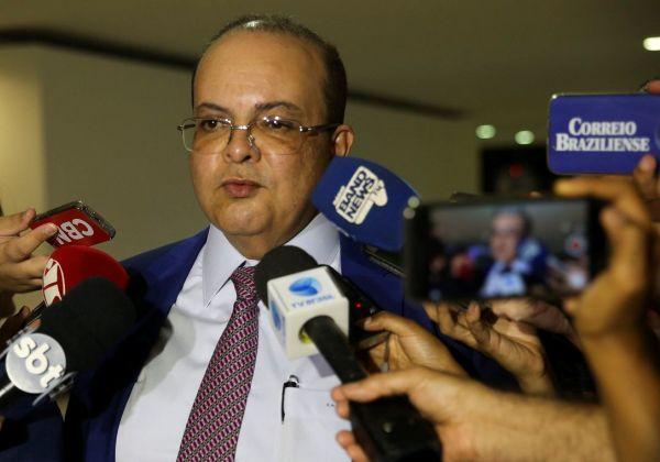 Ibaneis Rocha, governador do Distrito Federal (Foto: Agência Brasil)