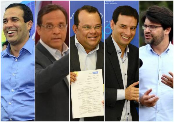 Fotos: Divulgação / Valter Pontes / Felipe Oliveira / Bnews