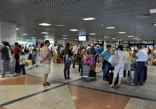 Aeroporto Foto Rita Barreto ascom setur