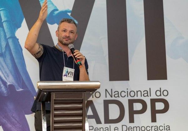 Alexandre Morais da Rosa, jurista, professor, Doutor em Direito (UFPR)