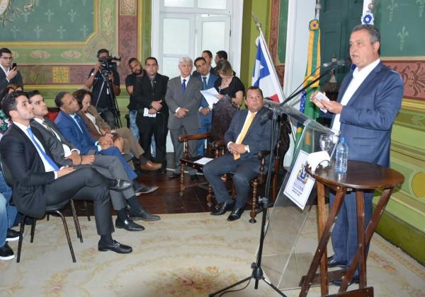 Foto: Valdemiro Lopes/Câmara Municipal de Salvador