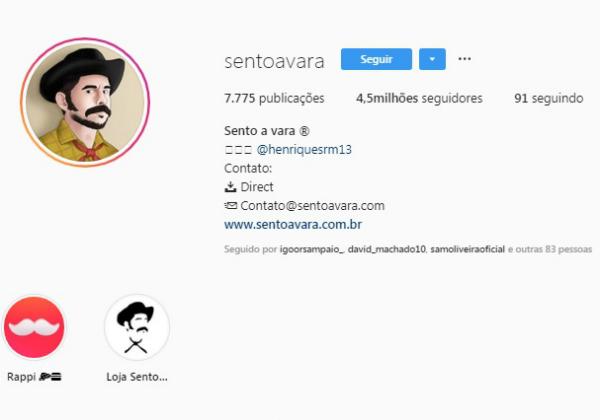 Foto: Instagram/ Arquivo Pessoal