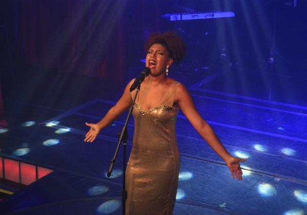 Foto: Divulgação/ Uma Saudação à Whitney Houston